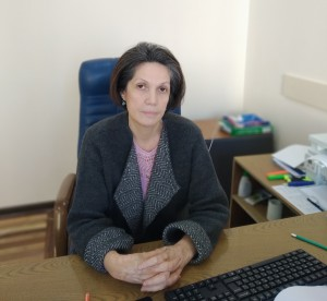 Эльмира Токтомеровна